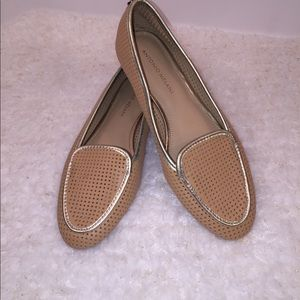 Antonio Melani Sz. 5.5 brown loafer shoes
